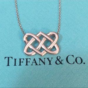 TIffany & Co. Paloma Picasso Celtic Knot Necklace